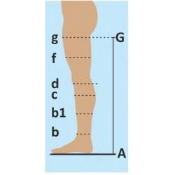 Чулки компрессия-2 с мыском 4002 Белпа-Мед Польза