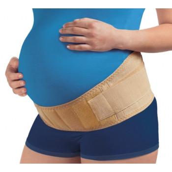 Бандаж для беременных в виде пояса с ребрами жесткости, хлопковый  ( универсальный )