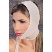 Бандаж для лица послеоперационный, на челюсть и для лица MENTONERA (лайкра, латекс, хлопок)