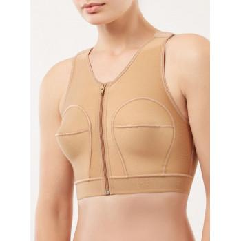 Послеоперационный лиф закрытый после мастопексии, реконструкции груди (1.20)