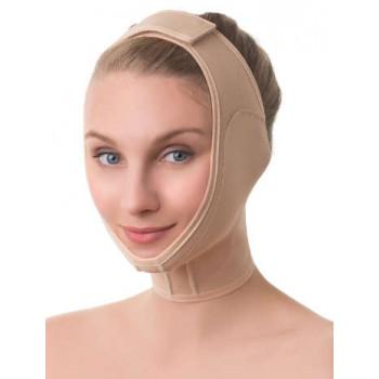 Маска компрессионная после лифтинга и косметлогических процедур на нижней части лица