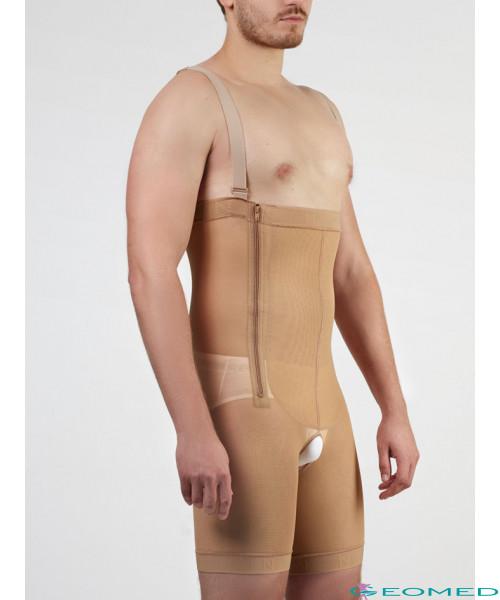 NATIVE 2.12 M Высокие компрессионные штаны до середины бедра мужские