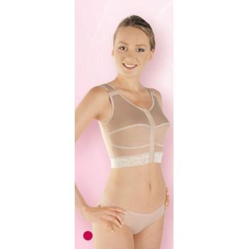 Компрессионный бюстгальтер, ортопедическое белье после уменьшения или подтяжки груди (арт 120)