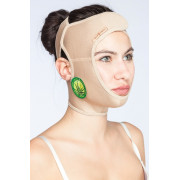 Компрессионная маска для лица после фейслифтинга, бандаж для головы (артикул 200)